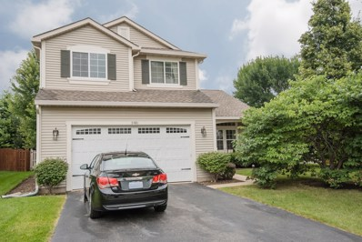 5381 Chancery Way, Lake In The Hills, IL 60156 - MLS#: 10060149