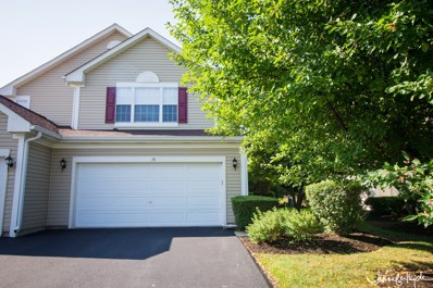 70 Harvest Gate, Lake In The Hills, IL 60156 - MLS#: 10060202