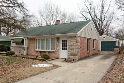 343 Merrimac Street, Park Forest, IL 60466 - MLS#: 10060217