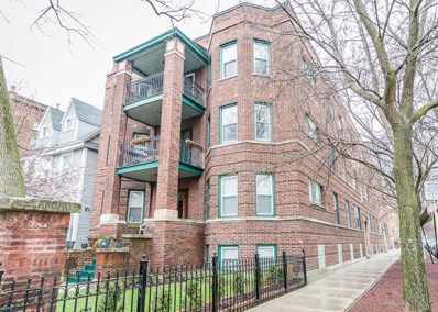 1247 W Leland Avenue UNIT 1, Chicago, IL 60640 - #: 10060220