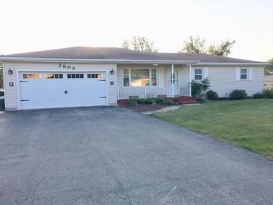 2809 Leven Avenue, New Lenox, IL 60451 - MLS#: 10060265
