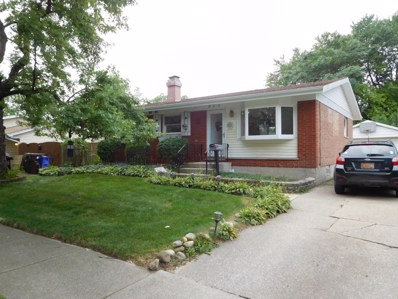 824 Highland Avenue, Thornton, IL 60476 - MLS#: 10060333
