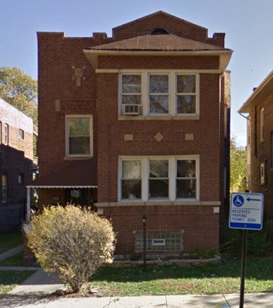 6821 S Dante Avenue, Chicago, IL 60637 - MLS#: 10060381