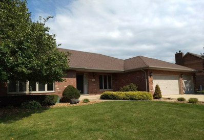 7228 W James Lane, Monee, IL 60449 - #: 10060456