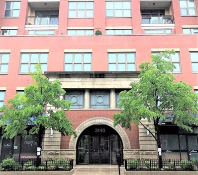 3140 N Sheffield Avenue UNIT 709, Chicago, IL 60657 - #: 10060504