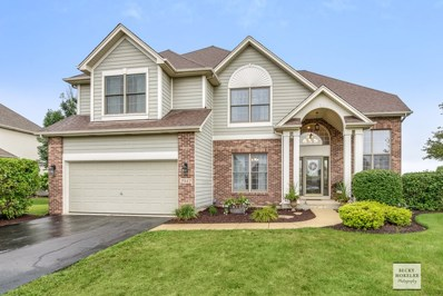 2942 Cryder Way, Yorkville, IL 60560 - MLS#: 10060935