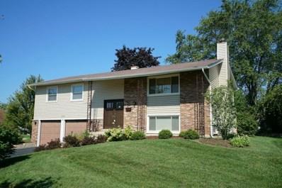 998 Patriot Lane, Hoffman Estates, IL 60192 - #: 10061040