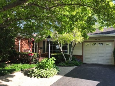 1624 E Jonquil Terrace, Arlington Heights, IL 60004 - MLS#: 10061085