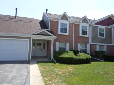 627 BERKLEY Court UNIT X2, Schaumburg, IL 60194 - #: 10061222