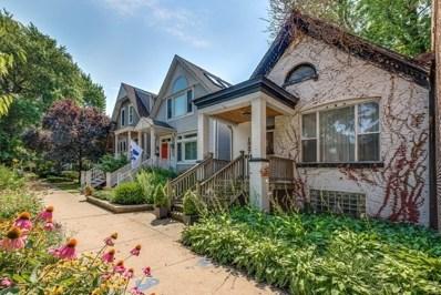 1847 W Cornelia Avenue UNIT FRONT, Chicago, IL 60657 - #: 10061223