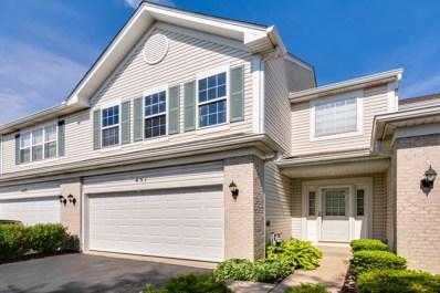 451 Windham Cove Drive UNIT 451, Crystal Lake, IL 60014 - MLS#: 10061266