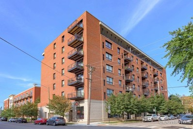 974 W 35th Place UNIT 508, Chicago, IL 60609 - MLS#: 10061309