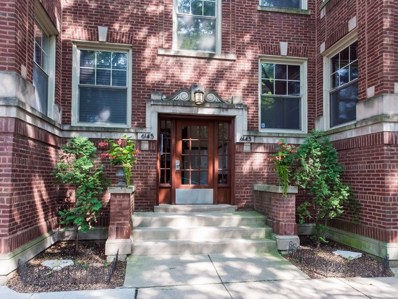 6145 N LAKEWOOD Avenue UNIT 1, Chicago, IL 60660 - MLS#: 10061311