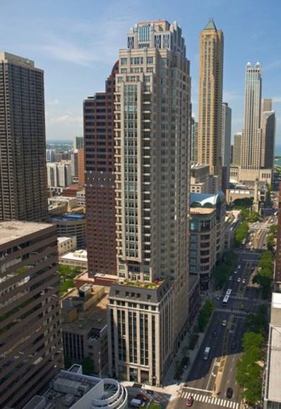 118 E Erie Street UNIT 38K, Chicago, IL 60611 - #: 10061331