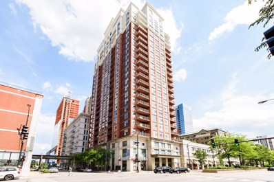 1101 S State Street UNIT 1105, Chicago, IL 60605 - MLS#: 10061343