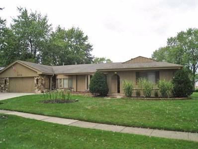 952 CARSWELL Avenue, Elk Grove Village, IL 60007 - MLS#: 10061351