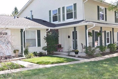 853 Wellington Avenue UNIT 853, Elk Grove Village, IL 60007 - MLS#: 10061383