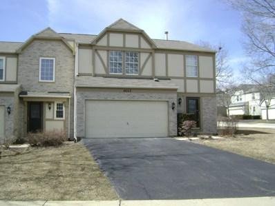 4660 Burnham Drive, Hoffman Estates, IL 60192 - MLS#: 10061401