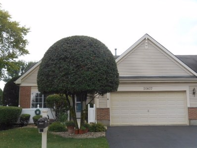 20837 W Chinaberry Court, Plainfield, IL 60544 - MLS#: 10061436