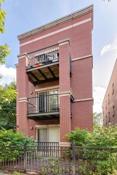 1121 W Washburne Avenue UNIT 101, Chicago, IL 60608 - MLS#: 10061438