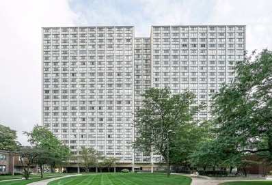 4800 S Lake Park Avenue UNIT 1205, Chicago, IL 60615 - #: 10061482