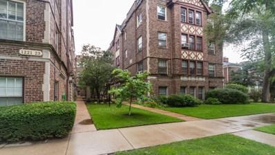 1219 Hull Terrace UNIT 3C, Evanston, IL 60202 - #: 10061538