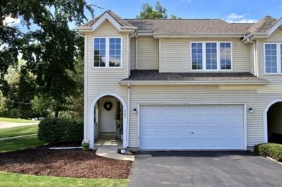 901 Oak Ridge Lane, Woodstock, IL 60098 - MLS#: 10061748