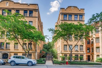 626 W Waveland Avenue UNIT 4F, Chicago, IL 60613 - MLS#: 10061761