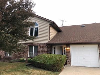 813 Meadow Ridge Lane UNIT 813, New Lenox, IL 60451 - MLS#: 10061863