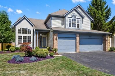 512 Fairfax Lane, Grayslake, IL 60030 - MLS#: 10061894