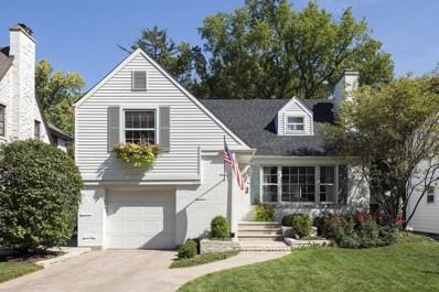 643 Brier Street, Kenilworth, IL 60043 - MLS#: 10062075