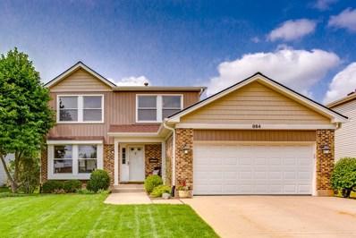 864 Debra Lane, Elk Grove Village, IL 60007 - #: 10062086