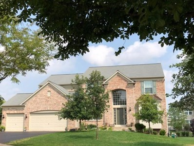 204 Bennett Court NORTH, Oswego, IL 60543 - MLS#: 10062252