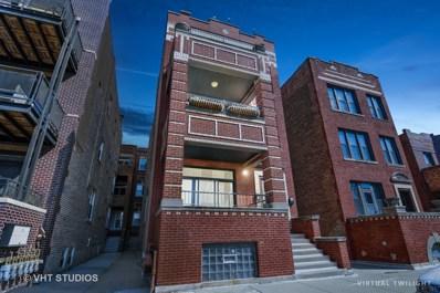 2318 W Augusta Boulevard UNIT 3B, Chicago, IL 60622 - MLS#: 10062268