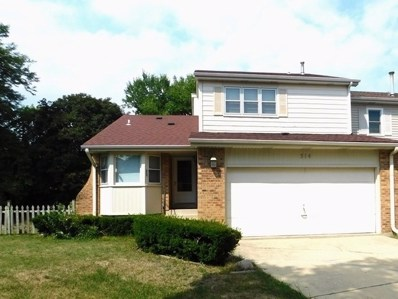 514 Dunsten Circle, Northbrook, IL 60062 - #: 10062327