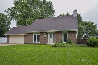 171 Lincolnshire Drive, Crystal Lake, IL 60014 - MLS#: 10062359