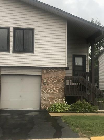 1324 Kingsbury Drive UNIT 1, Hanover Park, IL 60133 - MLS#: 10062551