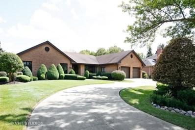 335 Hambletonian Drive, Oak Brook, IL 60523 - #: 10062986