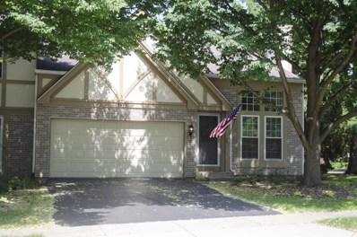 1400 W Sapphire Drive, Hoffman Estates, IL 60192 - #: 10063153