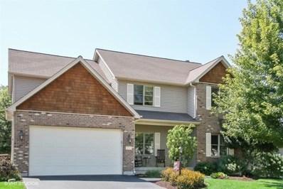 700 Prairie Ridge Drive, Woodstock, IL 60098 - #: 10063198