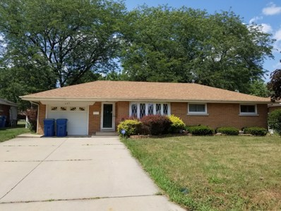 543 Stockton Heights Drive, Bourbonnais, IL 60914 - MLS#: 10063277