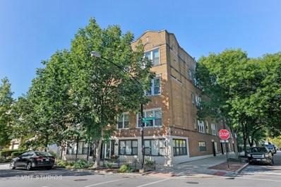 535 W Eugenie Street UNIT 1, Chicago, IL 60614 - MLS#: 10063317