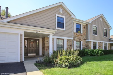 277 Stonehill Lane UNIT B2, Schaumburg, IL 60193 - #: 10063391