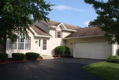1560 Wheeler Street, Woodstock, IL 60098 - #: 10063433