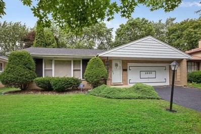 1330 Poplar Court, Homewood, IL 60430 - MLS#: 10063599