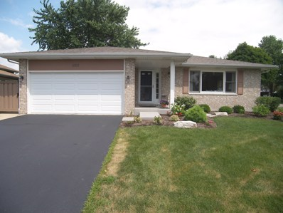 2105 MULBERRY Drive, West Chicago, IL 60185 - #: 10063610