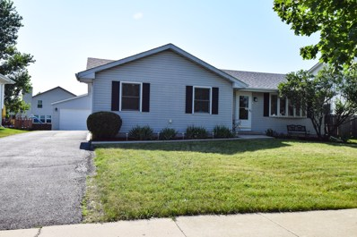2505 Joe Adler Drive, Plainfield, IL 60586 - MLS#: 10063704