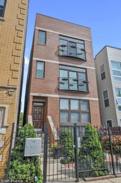 1423 N ARTESIAN Avenue UNIT 2, Chicago, IL 60622 - #: 10063717