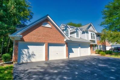 1004 Butternut Lane UNIT D, Mount Prospect, IL 60056 - #: 10063778