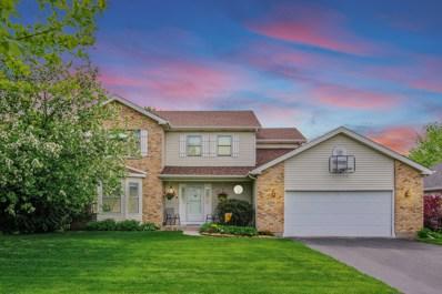 1254 Tara Drive, Woodstock, IL 60098 - #: 10063915
